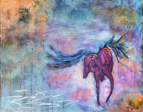Free Spirit  Art | paigedeponte