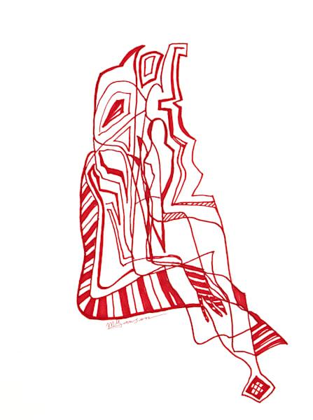 Fine Art Prints | Blind Nude #13 | Micky Jansen