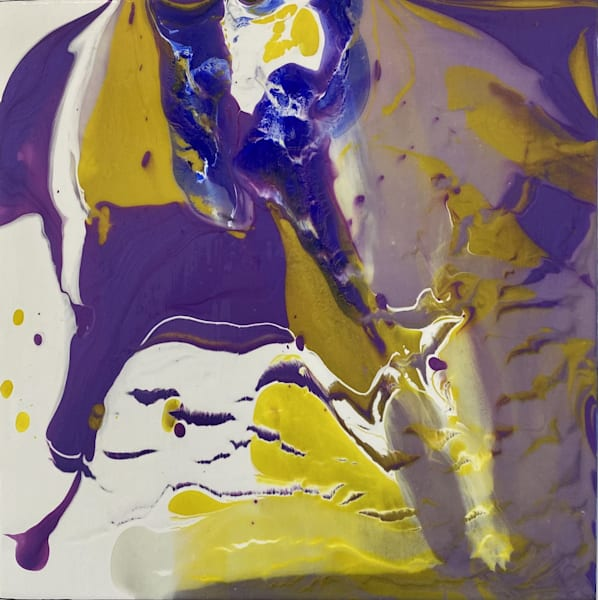 """Monday In Malaga"" Original 10"" X 10"" Art | Garry Scott Wheeler Artwork LLC"