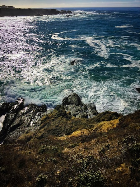 Ft. Bragg Cliff Art | Patrick Cosgrove Art and Photography
