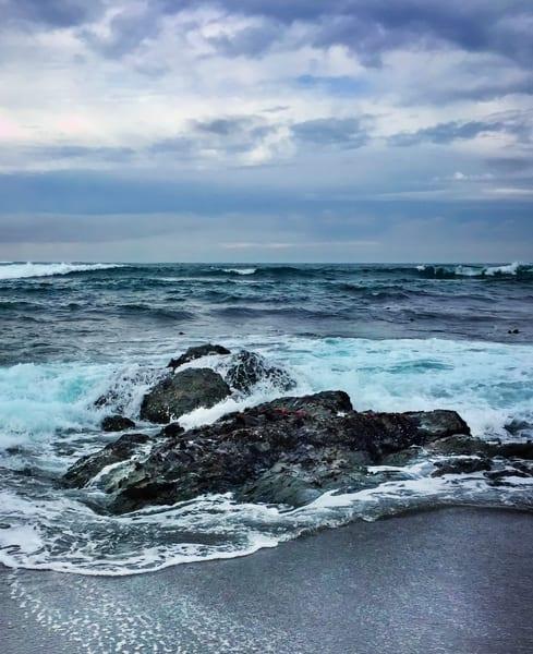 Rocky Beach Art | Patrick Cosgrove Art and Photography