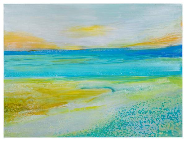 Spring Shore Art | Bonnie Carter
