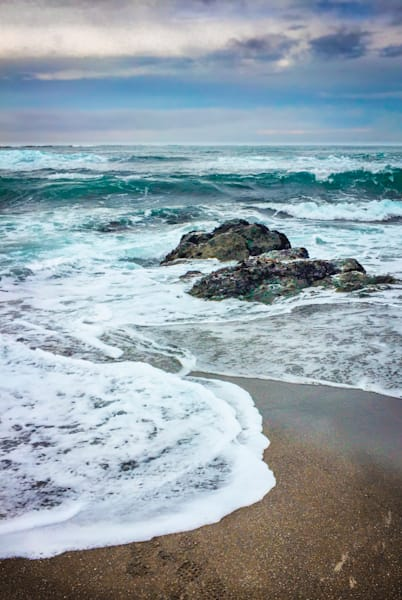 Green Wave Art | Patrick Cosgrove Art and Photography