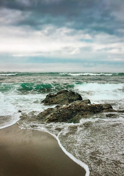 Rock And Foam, Ft. Bragg Art | Patrick Cosgrove Art and Photography