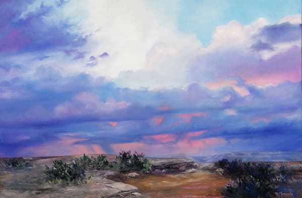 Silver Linings Art | Marsha Clements Art