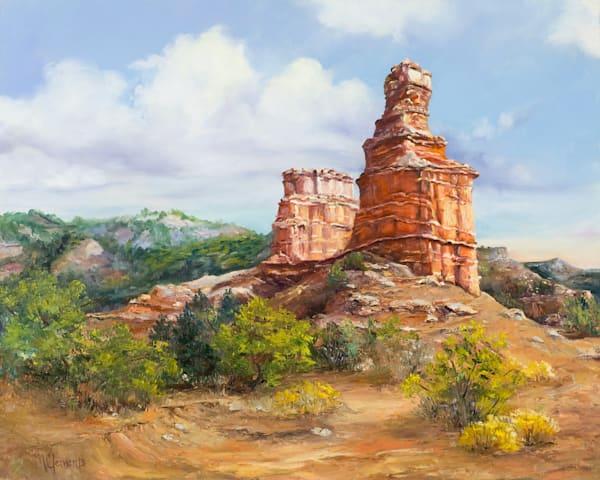 Lighthouse Landmark Art | Marsha Clements Art