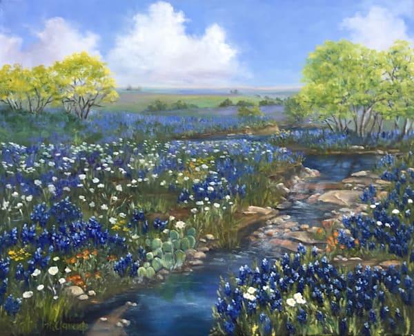 Wildflower Spring Art | Marsha Clements Art