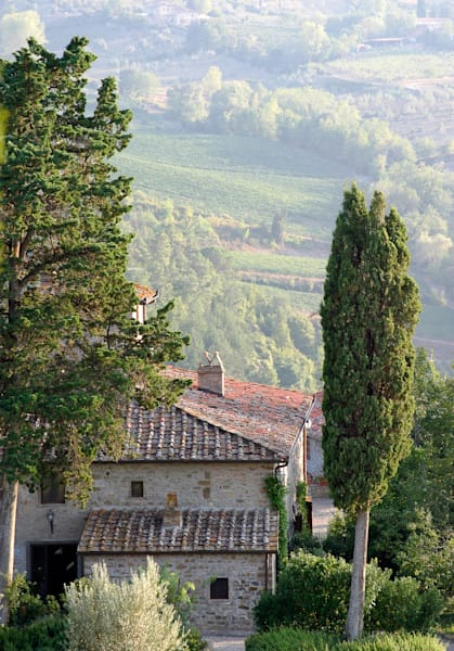 Tuscan Farmhouse Greve in Chianti, Italy