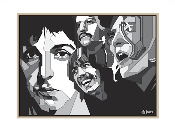 BB King Poster 8-2020