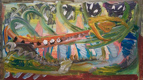 Painting Spirit – Introduction Art   Tony Hendrick