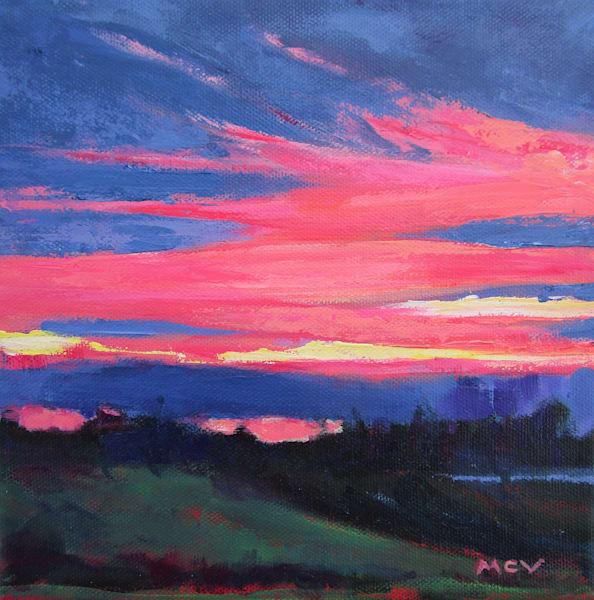 Early Light Art | Lesley McVicar Art