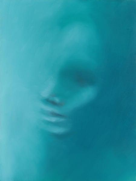 Minimalist painting on canvas by Marsha Carrington