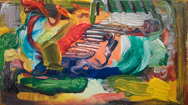 Painting Spirit – Attitude Art   Tony Hendrick