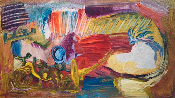 Painting Spirit – Focus Art   Tony Hendrick