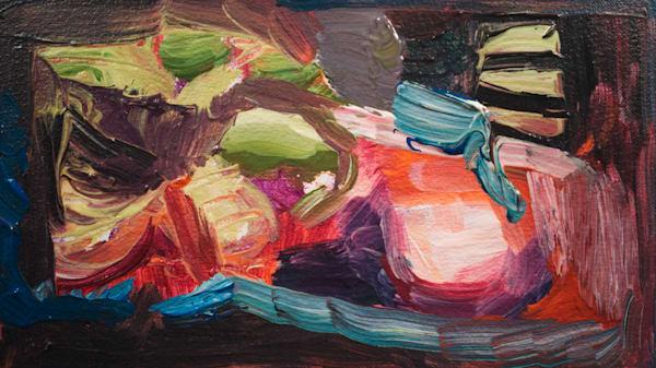 Painting Spirit – Rules Art   Tony Hendrick
