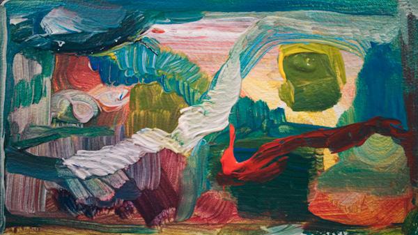 Painting Spirit – Foundation Art   Tony Hendrick