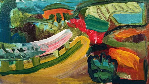 Painting Spirit – Time Art   Tony Hendrick