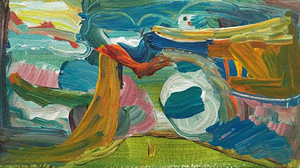 Painting Spirit – Perception Art   Tony Hendrick