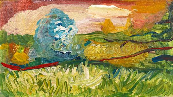 Painting Spirit – Subtlety Art   Tony Hendrick