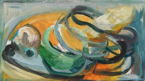Painting Spirit – Subject Matter Art   Tony Hendrick
