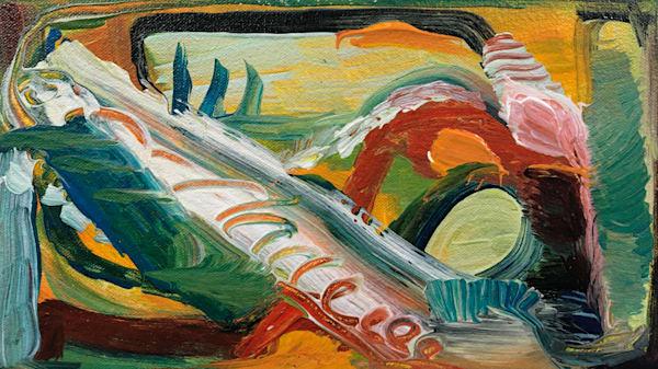 Painting Spirit – Painting Spirit Art | Tony Hendrick