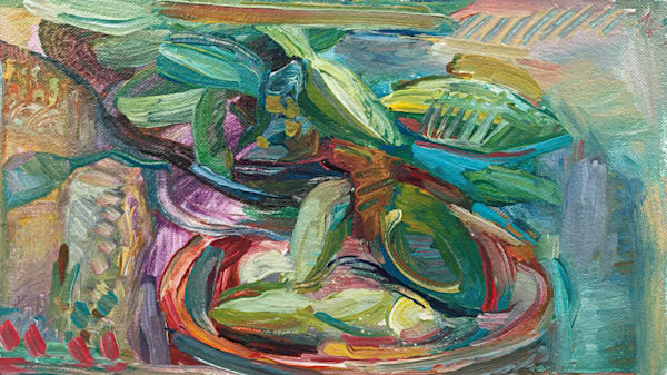 Painting Spirit – Co Creation Art | Tony Hendrick