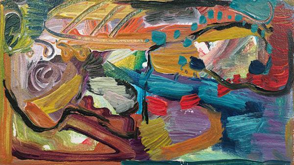 Painting Spirit – Balance Art | Tony Hendrick