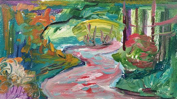 Painting Spirit – The Path Art | Tony Hendrick