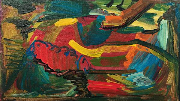 Painting Spirit – Simplicity Art | Tony Hendrick