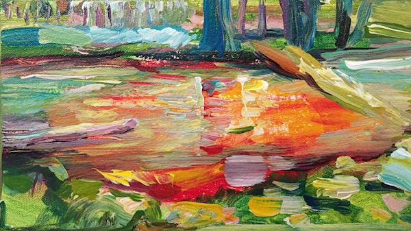 Painting Spirit – The Pause Art | Tony Hendrick