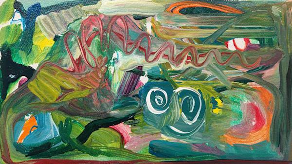 Painting Spirit – Let It Be Fun! Art | Tony Hendrick
