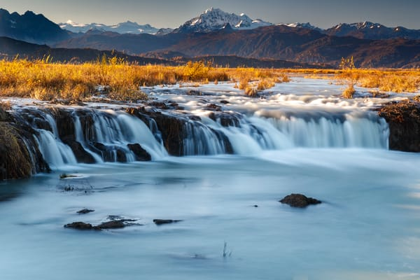 Waterfalls & Water
