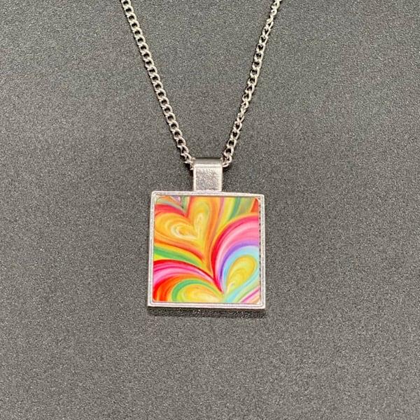 Sweet Heart Necklace  | Heartworks Studio Inc