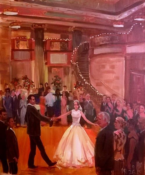 09 26 15 Wedding In Historical Sessiety Art   Vesna Longton Art