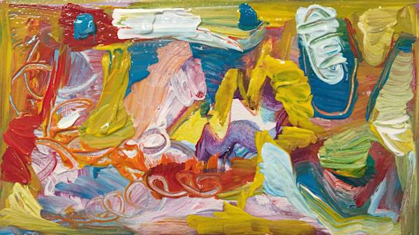 Painting Spirit – Lightening Up Art | Tony Hendrick