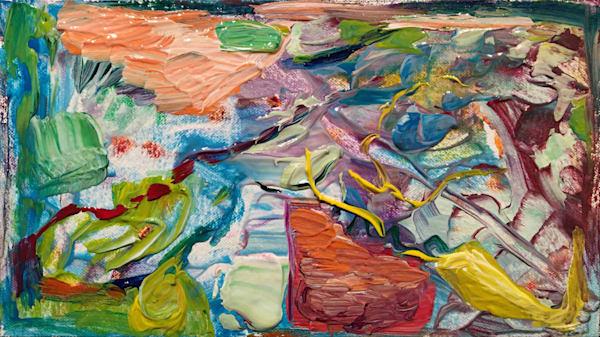 Painting Spirit – I Am Here Art | Tony Hendrick