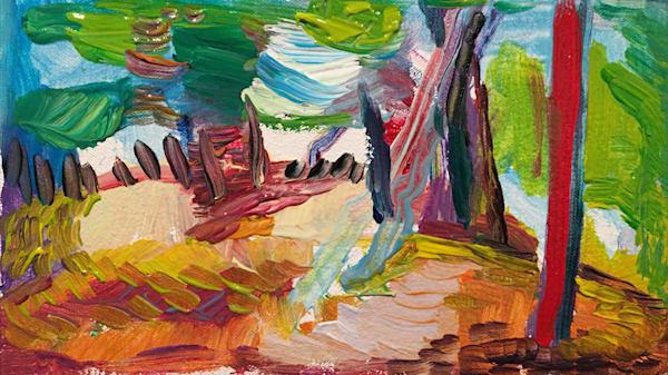 Painting Spirit – Evidence Art | Tony Hendrick