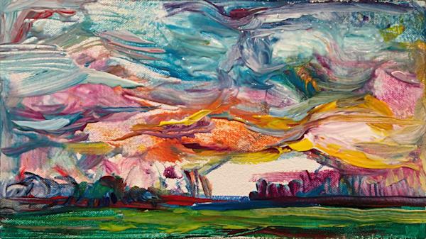 Painting Spirit – Clearing Art | Tony Hendrick