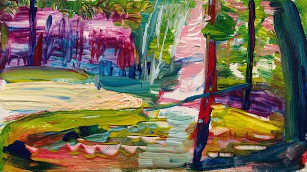 Painting Spirit – The River Art | Tony Hendrick