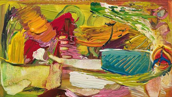 Painting Spirit – The Right Side Art | Tony Hendrick
