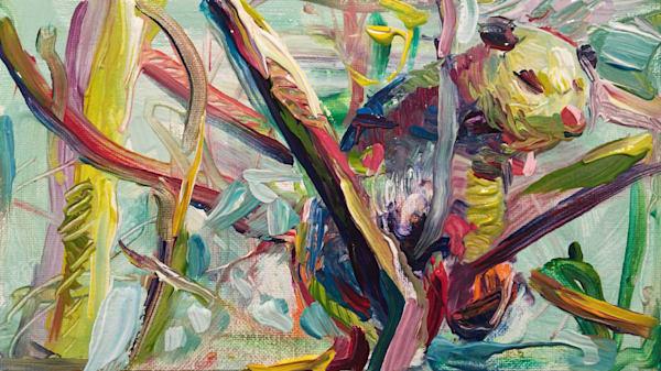 Painting Spirit – Up A Tree Art | Tony Hendrick