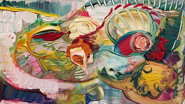 Painting Spirit – The Itch Art | Tony Hendrick
