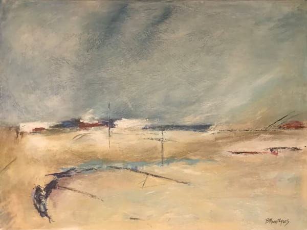 Blown Away Art | B Mann Myers Art
