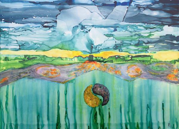 Weathering The Storm Art | Maitri Studio