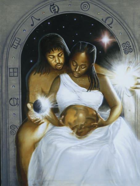 Strong Family Art | James Loveless Art