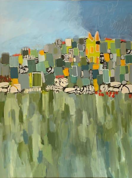 It Takes A Village Art   Julie Brown Art
