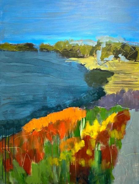City Park Springtime Art | Julie Brown Art