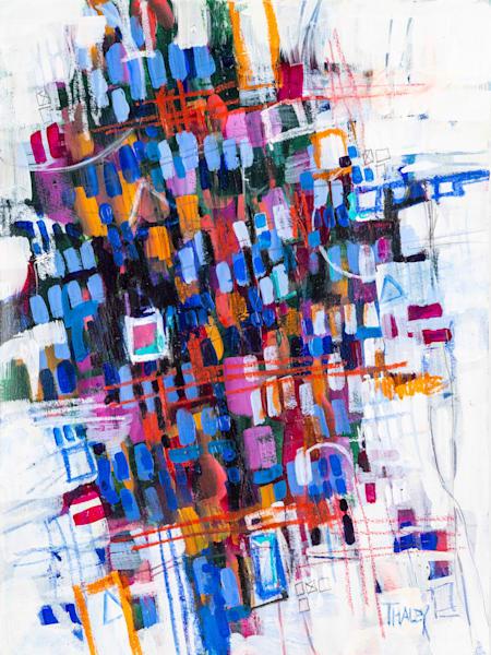A Lift Uptown Art | Terrie Haley Artist