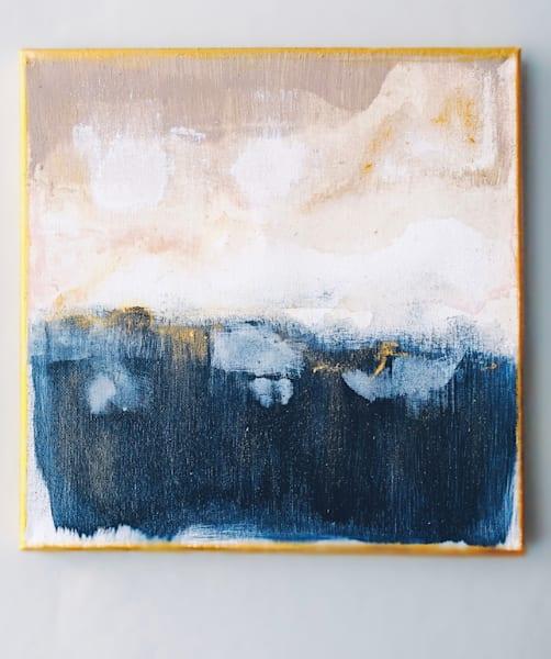 Winter Sky 1 Art | GabiBirdArt