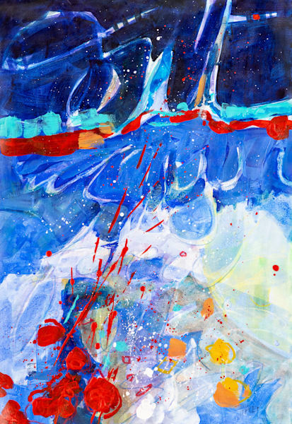 Night Sea Art | Terrie Haley Artist